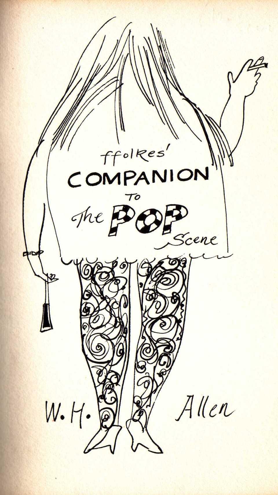 Companion title page