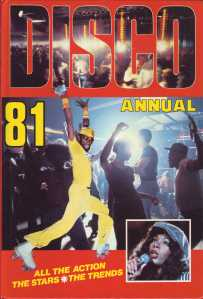 Disco 81 Annual cover