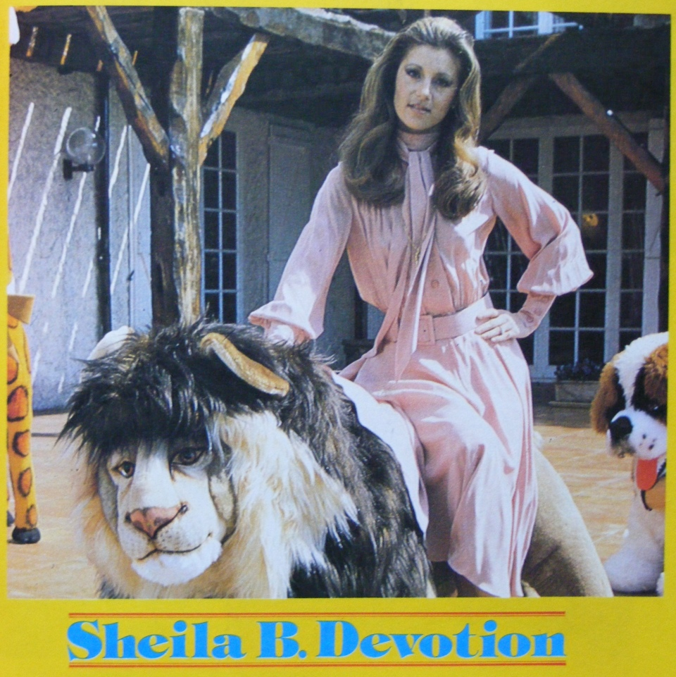 (From the book) Sheila B Devotion: The circumstances in which this picture was taken may never be fully understood.
