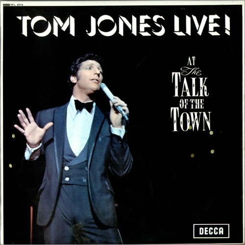 The cover of Jones's 1967 live album.