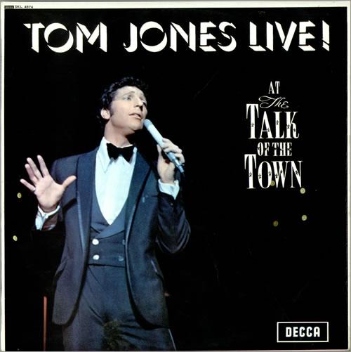 The cover of Jones's 1967 live album.