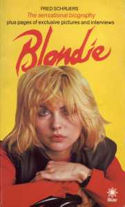 Blondie by Fred Schruers cover