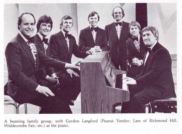 King's Singers with Gordon Langford
