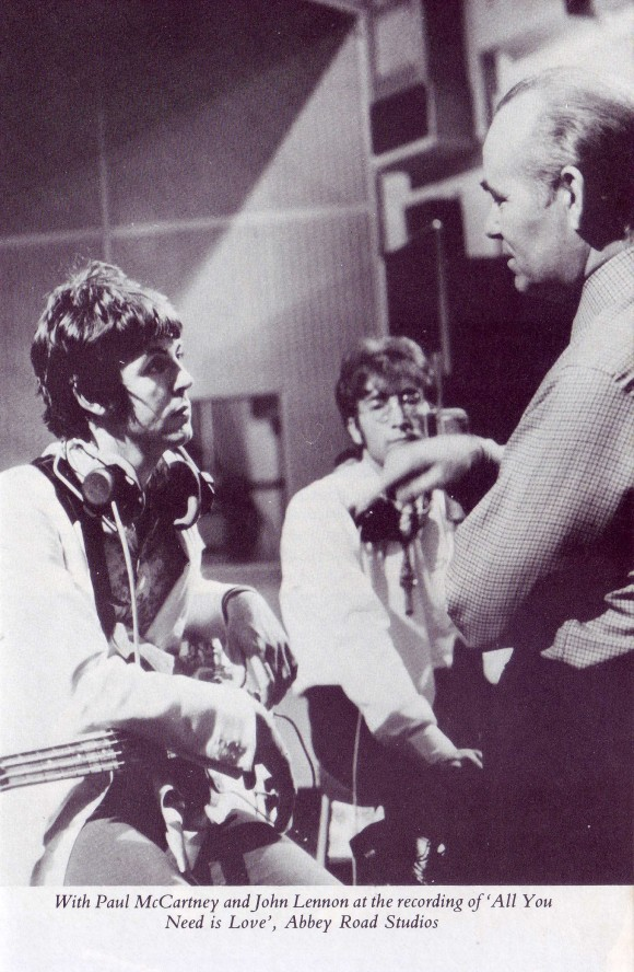 What did they find to talk about? McCartney, Lennon and Race in 1967.